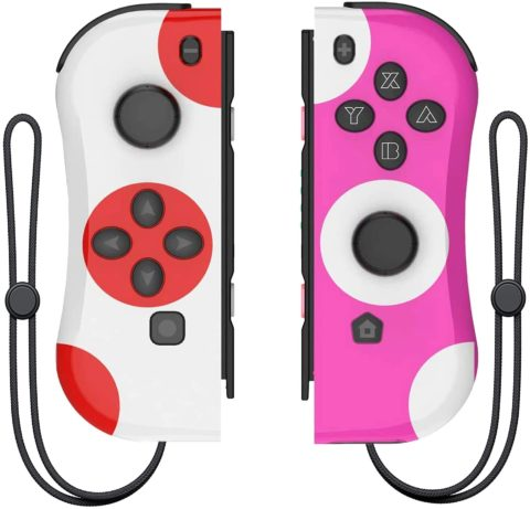 3. Joy-pad Controllers for Nintendo Switch