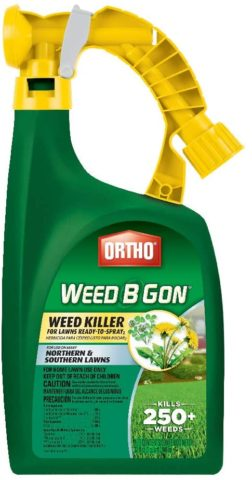 4. Ortho 410005 Not Available B Gon Weed Killer for Lawns RTS, 32 oz