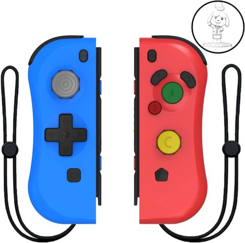 4. [Upgraded Version] Kinvoca Joy Con Replacement for Nintendo Switch
