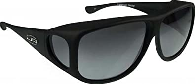 1. Aviator JP Fitovers - Matte Black
