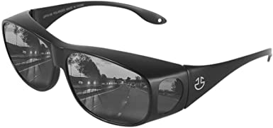10. HD Day Night Driving Glasses Fit Over Sunglasses for Men