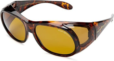 2. Eagle Eyes Fit Ons Polarized Sunglasses