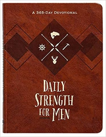 3. Daily Strength for Men A 365-Day Devotional
