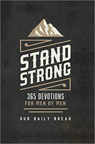 7. Stand Strong