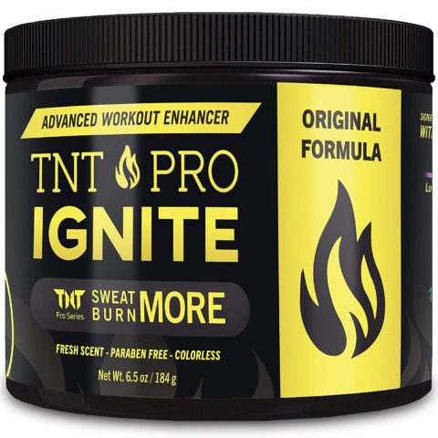 2. TNT Pro Ignite Stomach Fat Burner Body Slimming Cream