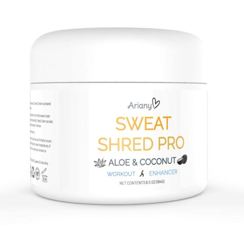 3. Sweat Shred Pro Aloe