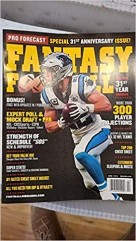 4. Fantasy Football Magazine 2020